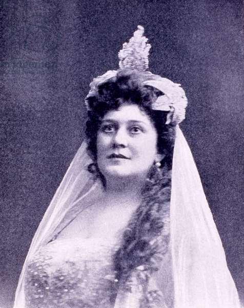 NORDICA Lilian - American