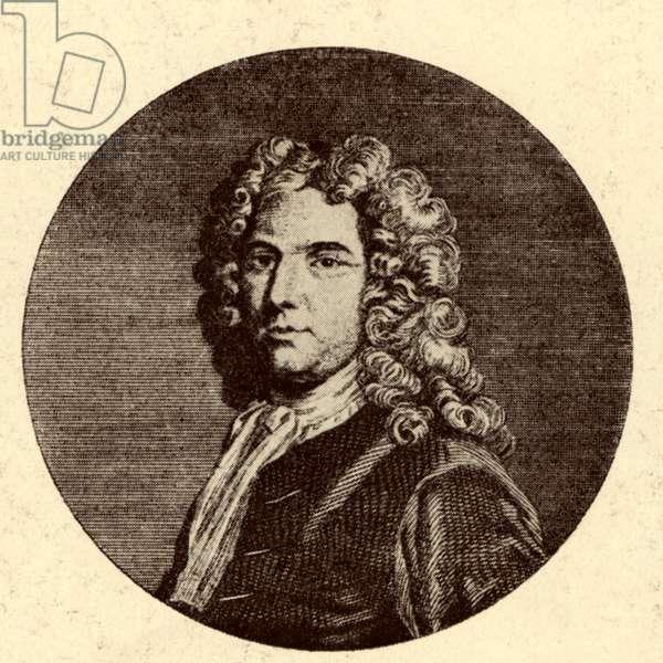 Henry Carey portrait Carey