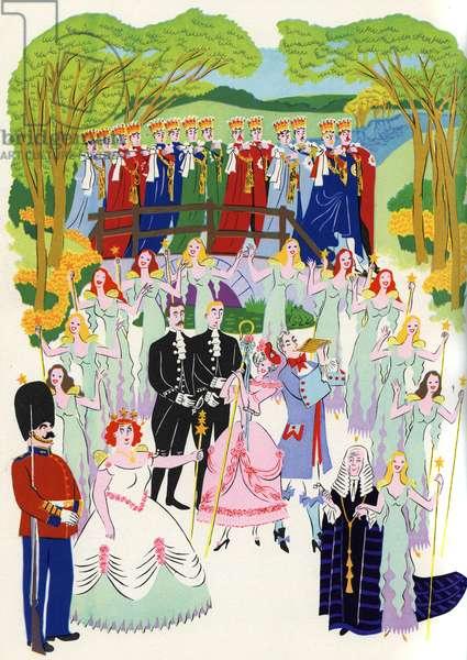Gilbert and Sullivan operetta Iolanthe