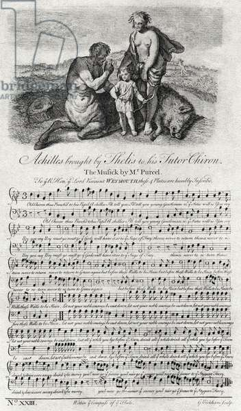 Henry Purcell composed music