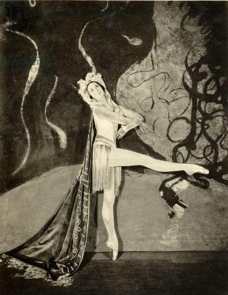 George Auric's ballet 'La