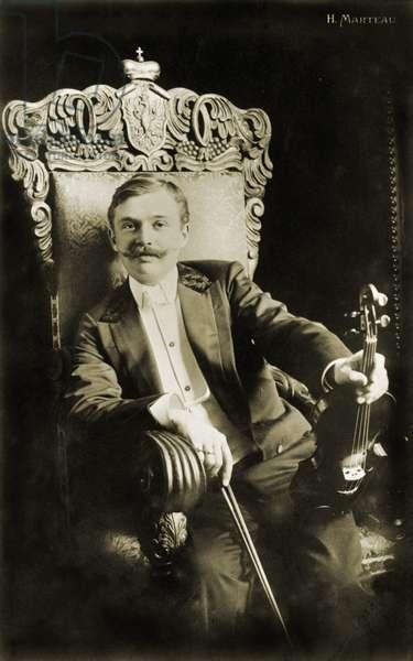 MARTEAU Henri - holding