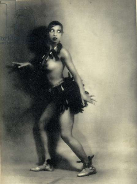 Josephine Baker in the1920s