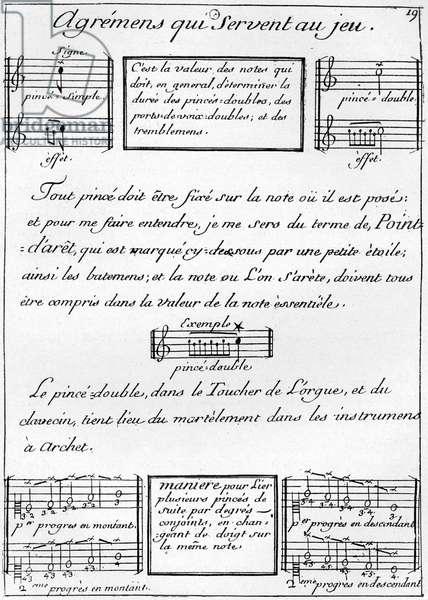 François Couperin 's 'L'Art