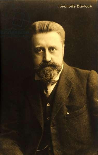 Granville Bantock English composer