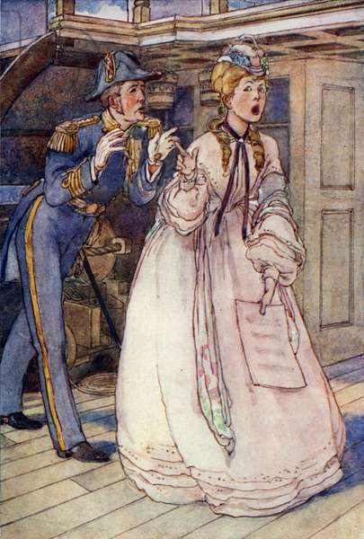 The Pinafore Picture Book by W. S. Gilbert