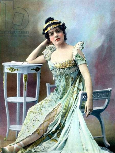 M.L de Miramon in Le Billet de Joséphine