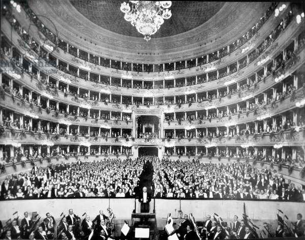 Victor de Sabata -  conducting