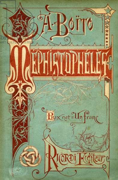 Arrigo Boito 's opera Mephistophélès
