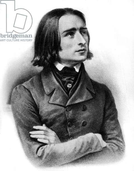 Franz Liszt - portrait