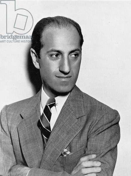 George Gershwin - portrait