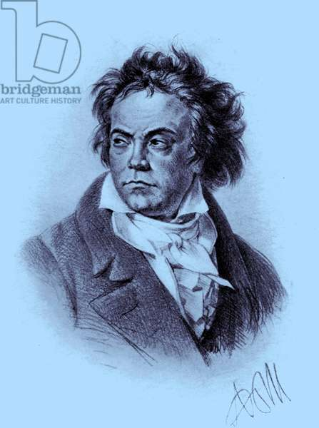 BEETHOVEN Ludwig van by