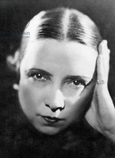 Magda Tagliaferro - portrait