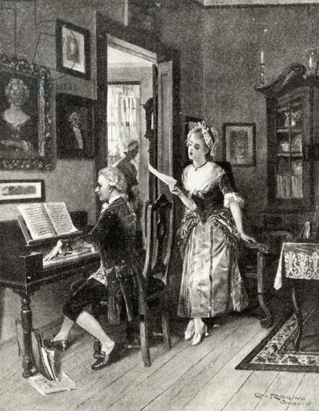 Wolfgang Amadeus  With