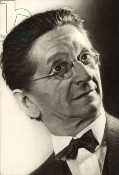 ZEMLINSKY A -portrait c1930