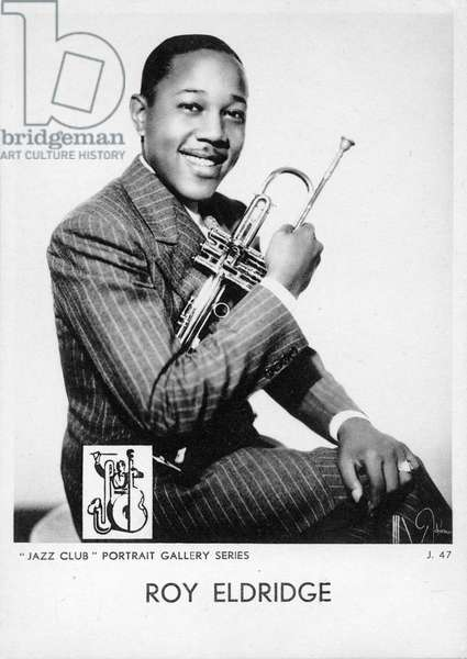 Roy Eldridge - portrait