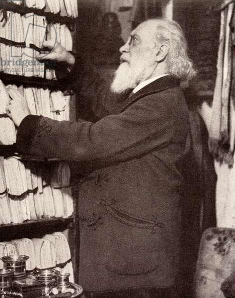 Wilhelm KIENZL in his