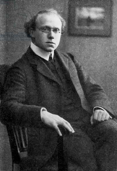 BRAUNFELS Walter portrait