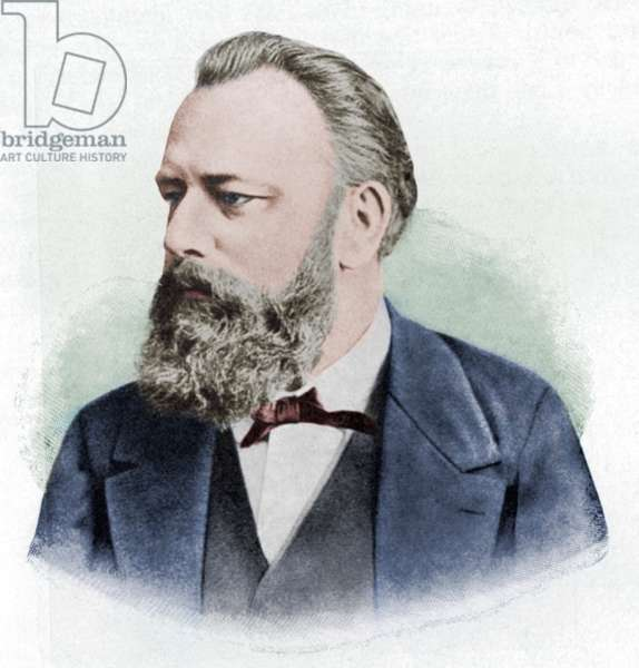 Theodor Billroth - portrait