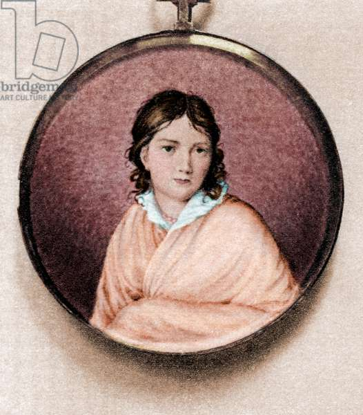 Bettina BRENTANO - 1809