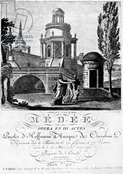 Medea / Médée by Cherubini
