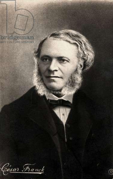 César Franck Belgian composer