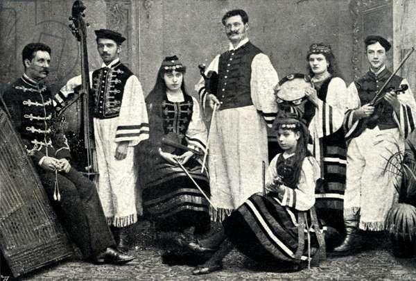 GYPSY ORCHESTRA Urbany's Austro-Hungarian