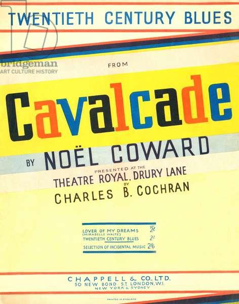 Cavalcade by Noel Coward