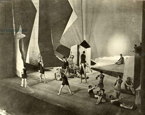 Darius Milhaud 's ballet