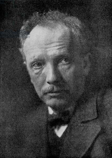 Richard Strauss 1911