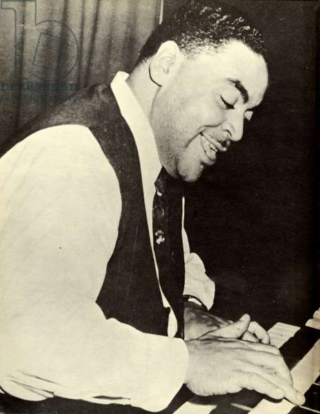 Fats Waller at the