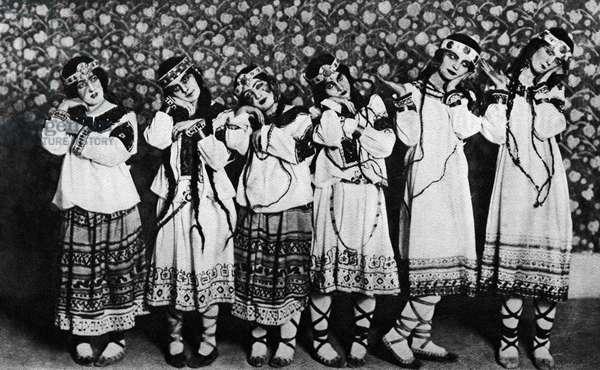 Igor Stravinsky's 'Rite of Spring'