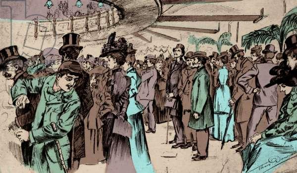 Promenade Concerts, 1898