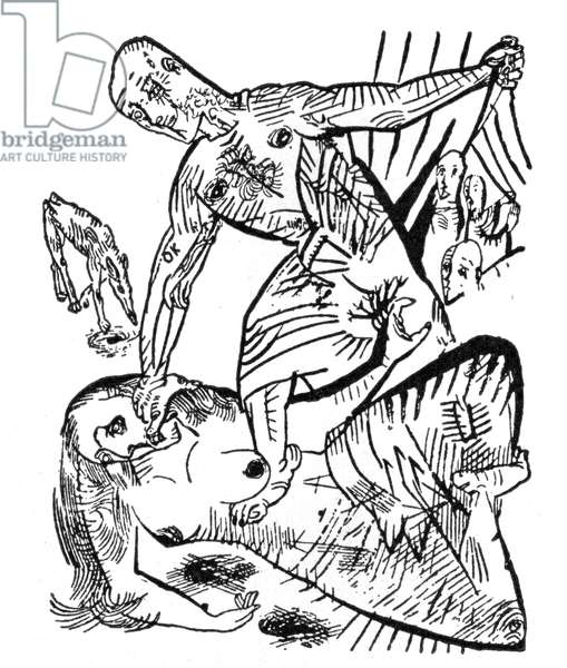 Paul Hindemith's  Mörder, Hoffnung der Frauen