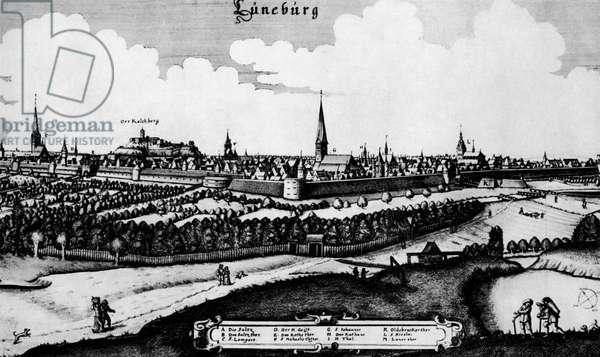 Luneberg overview Johann Sebastian