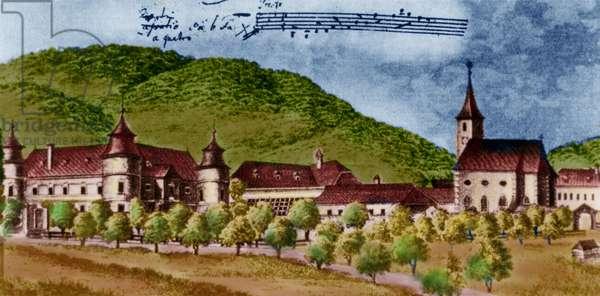 FRANZ JOSEPH HAYDN Schloss Weinzierl