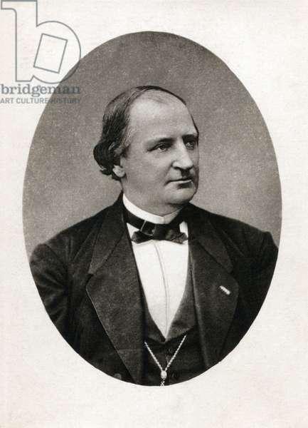 Franz Abt - portrait