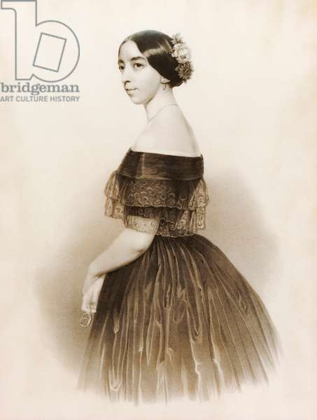 VIARDOT GARCIA Pauline 1821-1910