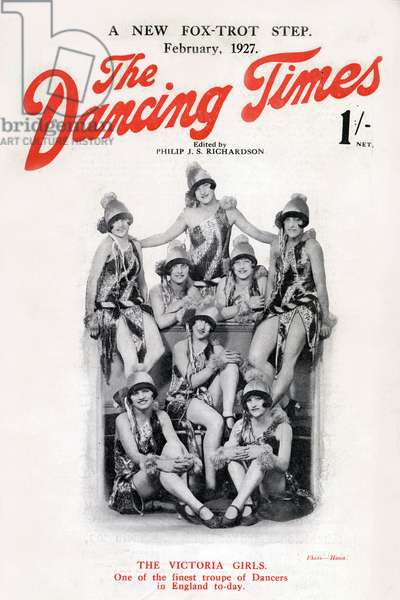 The Victoria Girls - dancing troupe