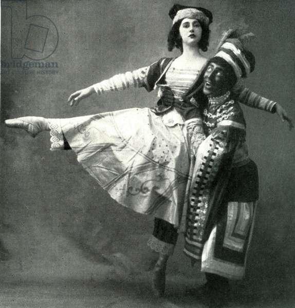 Petrouchka - Ballet Russes