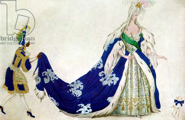 Costume for the Queen