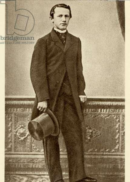 P I Tchaikovsky in