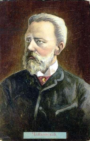 P I Tchaikovsky Russian