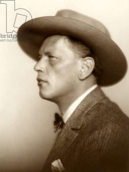 Hans Knappertsbusch - portrait