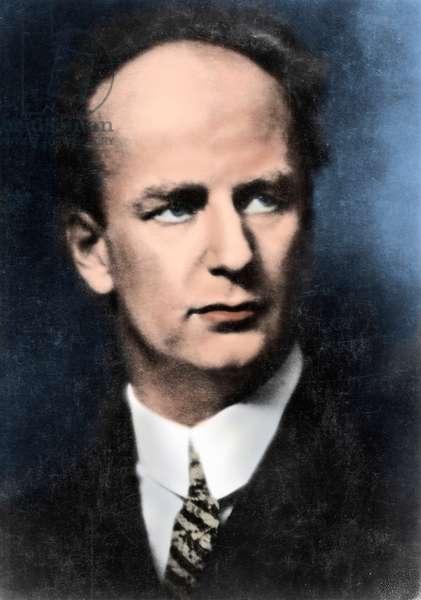 Wilhelm Furtwangler - portrait