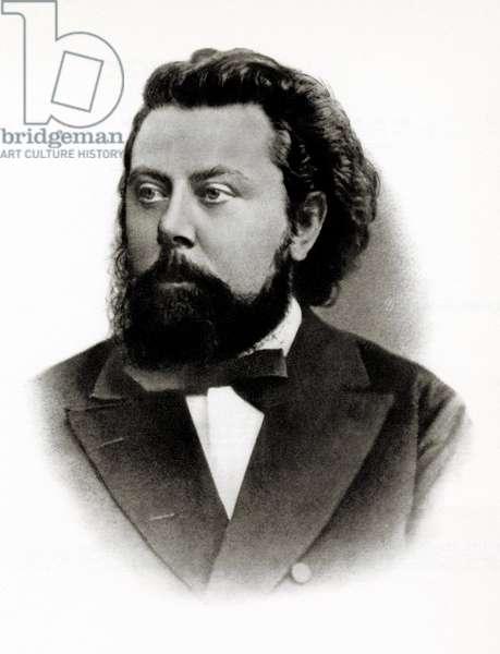 Modest Petrovich Mussorgsky -