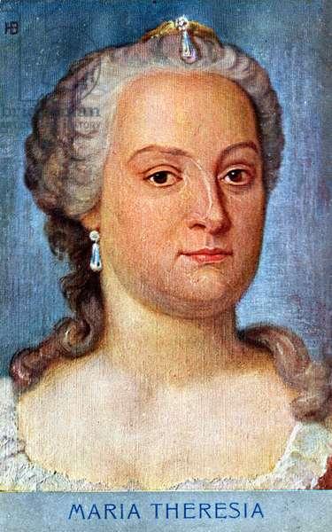 Queen Maria Theresa Queen