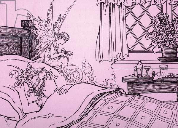 The fairy of dreams
