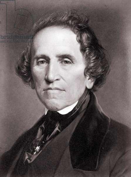 Giacomo Meyerbeer - portrait