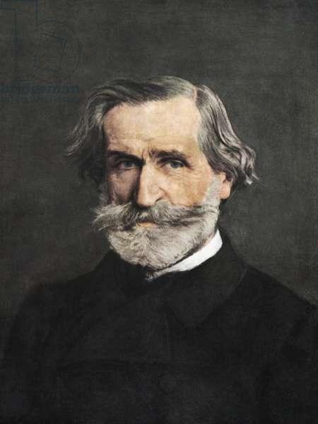 Giuseppe VERDI - portrait